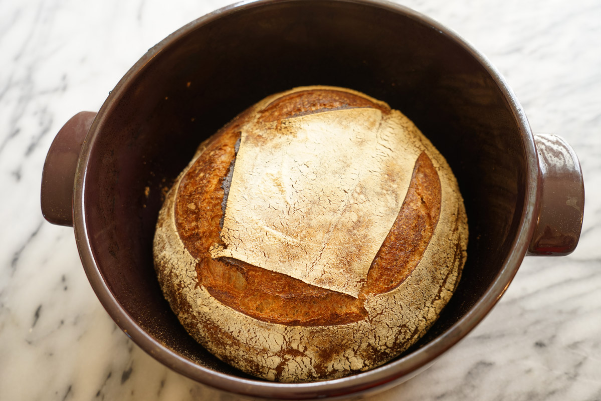 Artisan Bread Baking Recipe