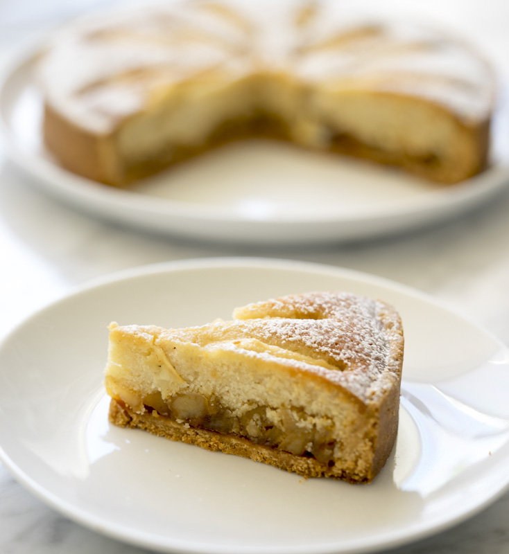 Actually This Cake Is Called The French Financier Apple Because Of Beurre Noisette Which Just Fancy For Browned Er Adds A Wonderful