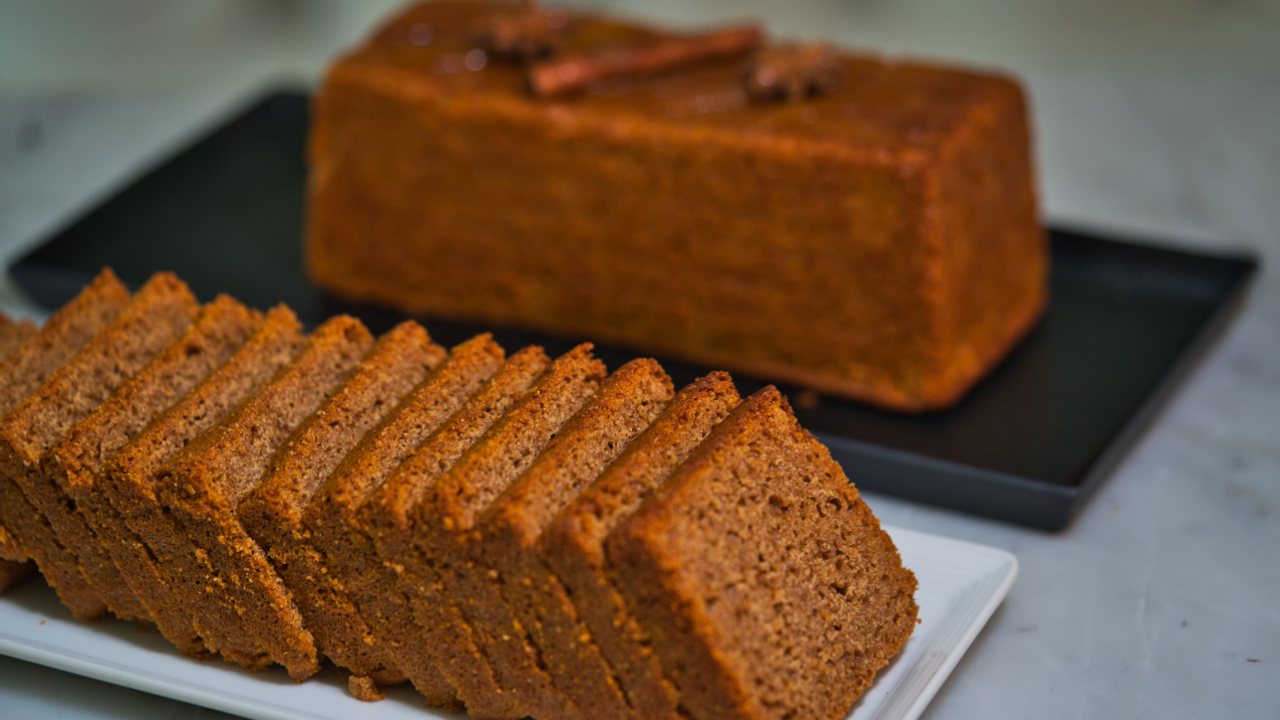 Pain d'Épices - French Spice Bread - Chef Rachida